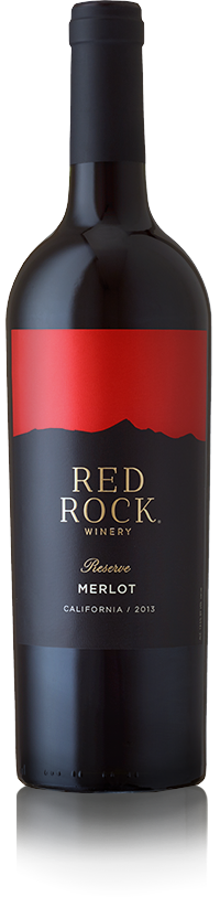 Red Rock Winery Merlot