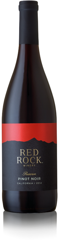 Red Rock Winery Pinot Noir
